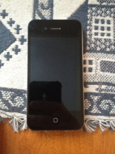 2 Iphones 4S With Charger & Spare Chargers