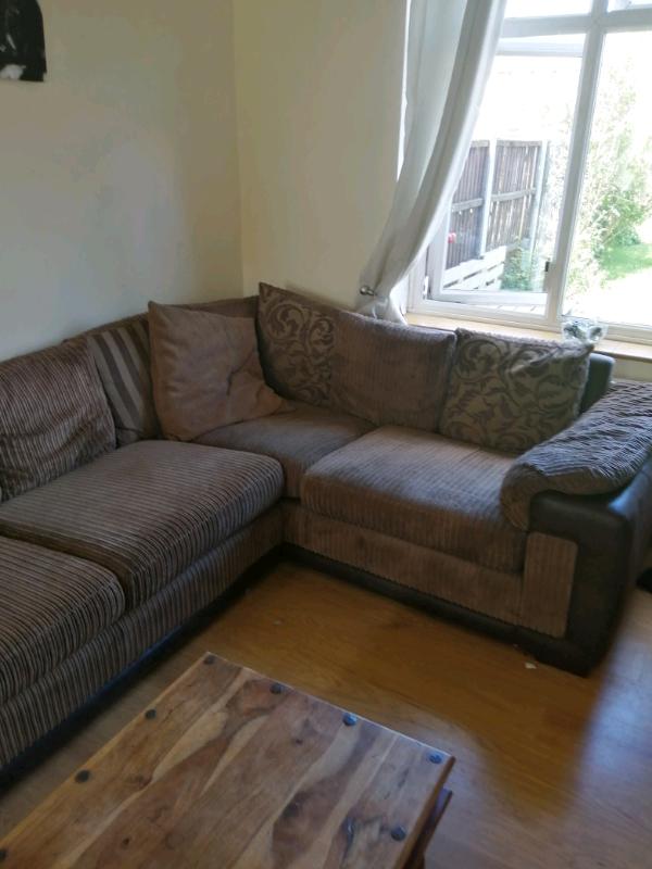 Corner sofa | in Norwich, Norfolk | Gumtree