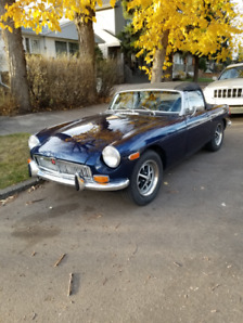 1973 MGB ROADSTER PRICE REDUCED