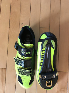 Bike Pedals and Shoes