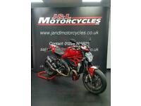 Ducati Monster 1200R. Excellent Condition. Termignoni Exhaust With Upmap