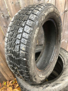 Avalanche X-Treme 225 60 17 SNOW TIRES $300 for all 4