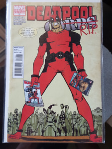 Deadpool CORPS #12 Scottie Young Variant Cover NM Marvel Comics