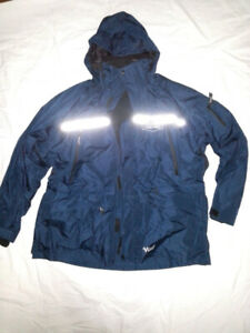Men's jackets, pants, shirts, etc...
