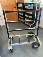 Stone Slab Cart for lifting heavy items 2000lb lifting capacity
