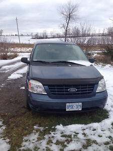 2006 Ford Freestar CERTIFIED AND E-TESTED
