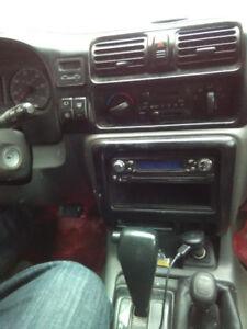 2000 Isuzu Rodeo SUV, Crossover