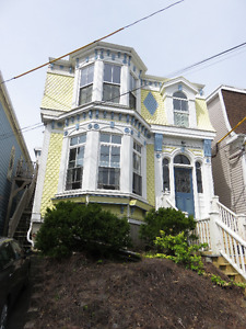 JULY / AUGUST 2 STOREY 3 / 4 BEDROOM HALIFAX VICTORIAN