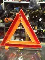 Reflecting Triangles - Road Safety $20