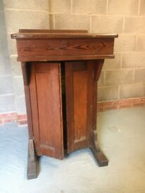 Desk table side unit lecture stand - North of England school furniture co ltd darling