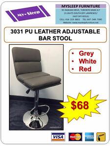 BRAND NEW- BAR STOOLS- acrylic, plastic, leather, Many colors City of Toronto Toronto (GTA) image 9