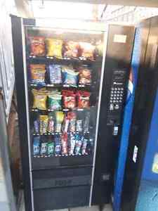 Vending machine on location for sale!!