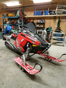 2014 polaris pro rmk assault