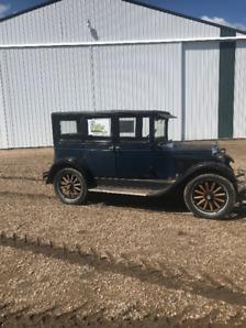 1927 chev sedan