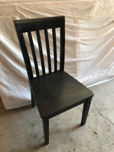 Dining Chairs - Solid Wood, 8 Chairs