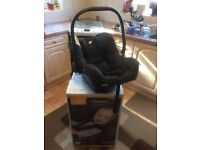 Joie Group 0 child car seat
