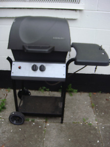 Sterling Gas BBQ With Accessories In Excellent Condition