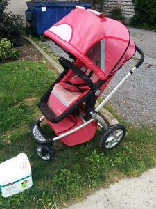 used Mexi Cosi stroller Foray for free