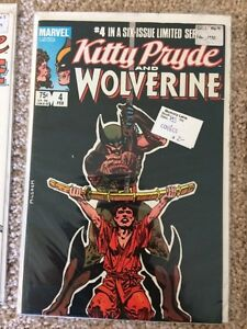 Kitty Pryde and Wolverine - 2 to 6 in 6 issue limited series London Ontario image 3