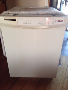 Whirlpool Dishwasher White