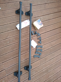 Thule Rapid For Roof Bars with Fitting Kit for Nissan Almera Tino