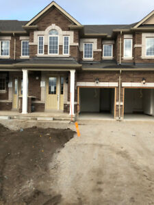 Brand New 3 Bed Room House For Rent in Brampton