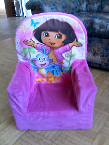 Chaise dora