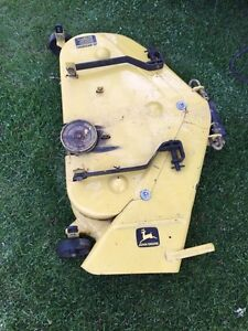 John Deere 200 cutting deck wanted exact as pic posted