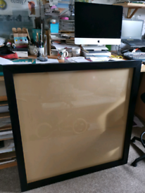 Large Solid Wood Picture Frame 105x105cm.
