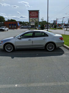 2007 Acura RL AWD  luxury car $5495.00 OBO