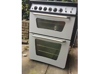 Gas cooker hub oven and grill, free standing, fully working