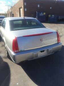 2007 Cadillac DTS safety and Etested