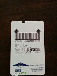 Markham Stouffville Hospital parking pass