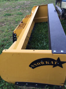 10' box blade for skid steer