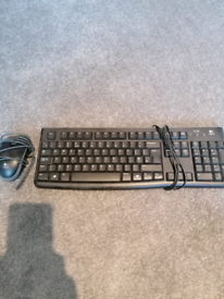 Logitech Keyboard and Mouse set