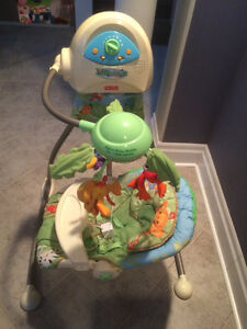 Swing Chair for baby - Rain Forest