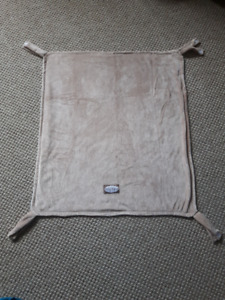 Stroller or child carrier blanket - new condition