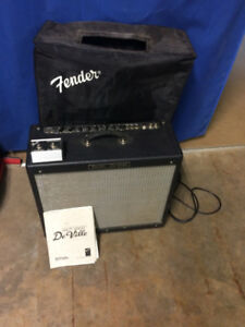 Fender Hot Rod DeVille guitar amp in excellent condition