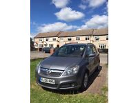 Vauxhall Zafira Design 1.8 Grey *Outstanding condition*