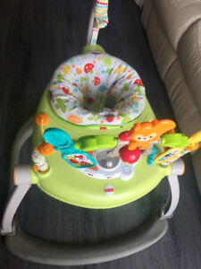 Fisher price woodland friends space-saver jumperoo