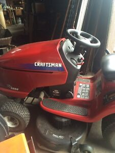 Craftsman YT300  Automatic Lawn Tractor