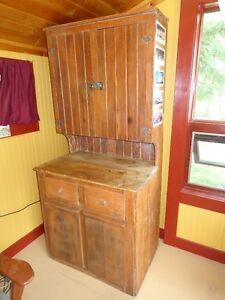 Old Farmhouse Pantry Cupboard /Hutch