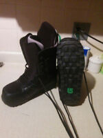 Burton Snow board boot