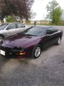 1995 Camaro Z28 This week only...or going to storage