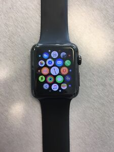 Apple Watch 42mm Space Black