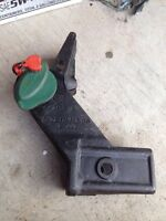 Land Rover tow hitch