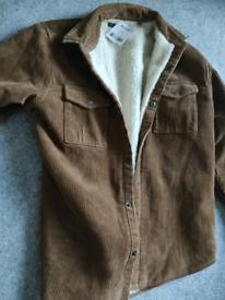 Next age 9 boys jacket / shacket