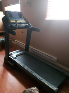 Tapis roulant livestrong 3chp