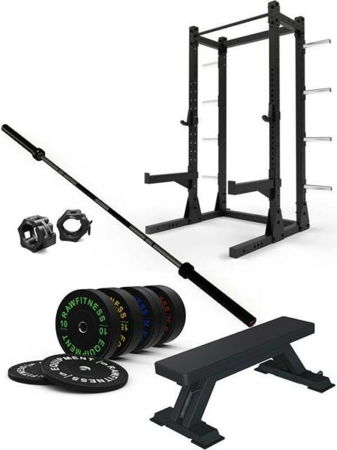 Garage gym package warrior package equipment rogue fitness
