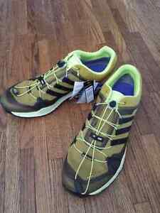 Adidas Terrex Boost GTX trail shoes size 11 Peterborough Peterborough Area image 1